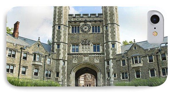 Blair Hall Princeton Phone Case by John Greim
