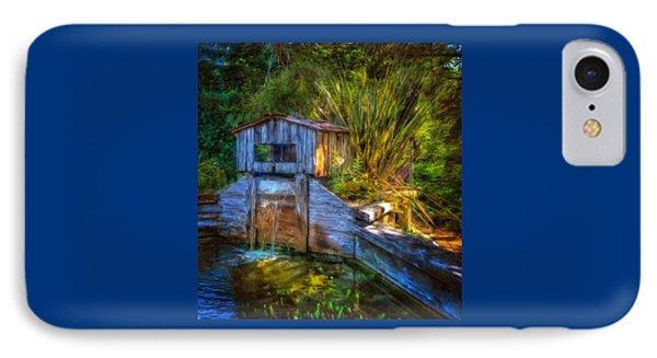Blakes Pond House IPhone Case by Thom Zehrfeld