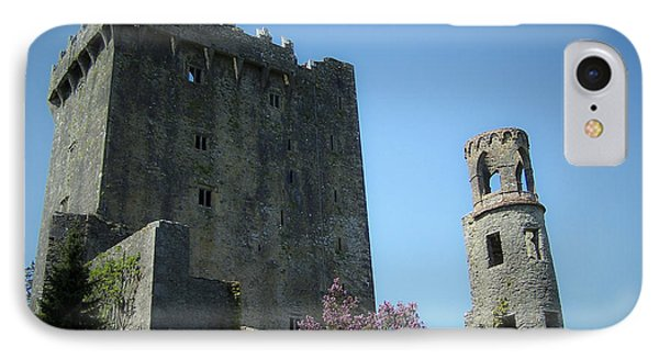 Blarney Castle And Tower County Cork Ireland Phone Case by Teresa Mucha
