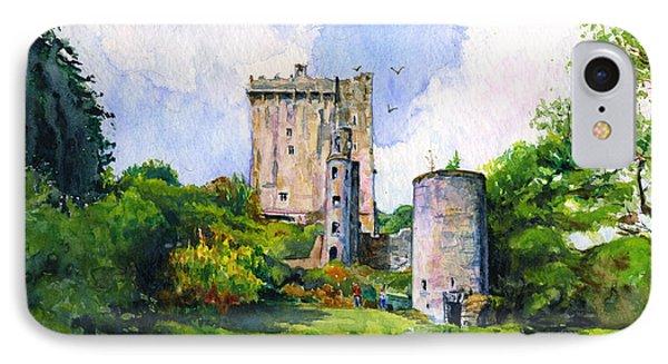 Blarney Castle Landscape Phone Case by John D Benson