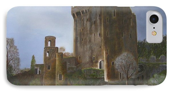 Blarney Castle IPhone Case by LaVonne Hand