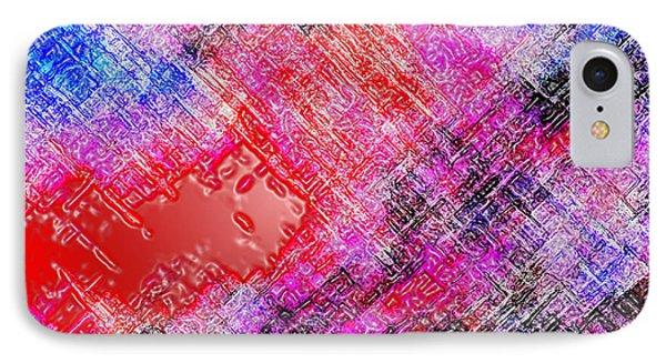 Bleeding Soul Phone Case by Cristophers Dream Artistry