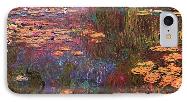 Blend 12 Monet IPhone Case by David Bridburg