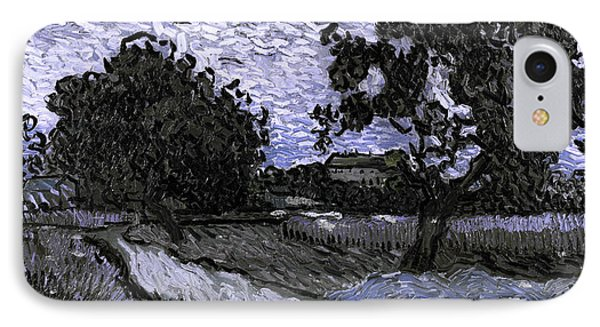Blend 13 Van Gogh IPhone Case