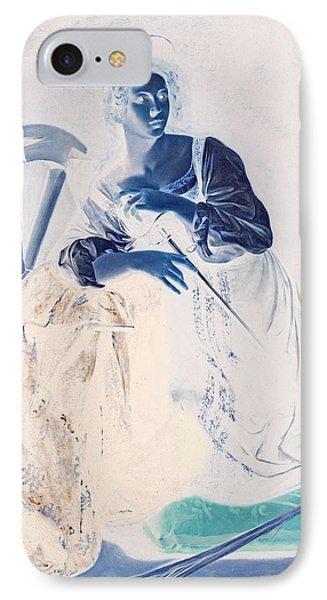 Blend 7 Caravaggio IPhone Case