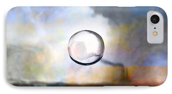 Blend 8 Turner IPhone Case by David Bridburg