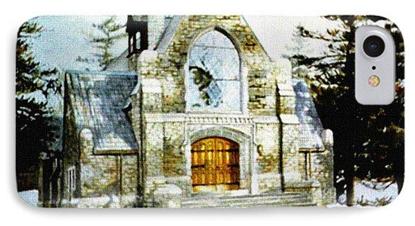 Blenheim Chapel IPhone Case
