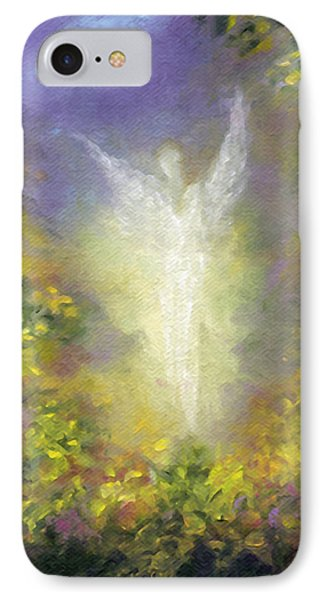 Blessing Angel Phone Case by Marina Petro
