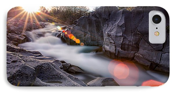 Blinded IPhone Case by Giuseppe Torre