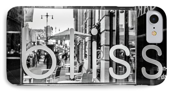 IPhone Case featuring the photograph Bliss by David Sutton
