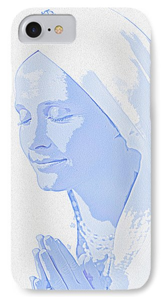 Bliss Is God IPhone Case