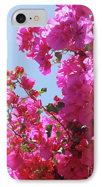 Blissful Fuchsia IPhone Case