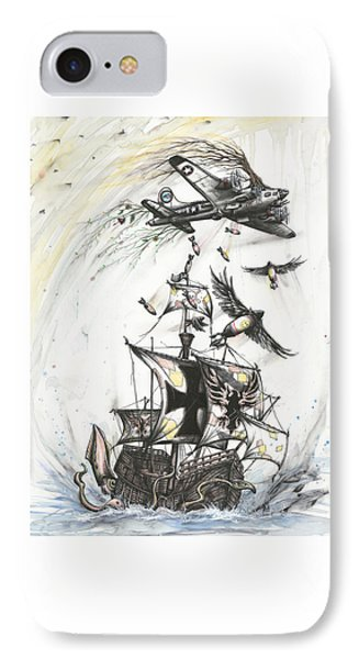 Blitzkrieg Of Whimsy IPhone Case