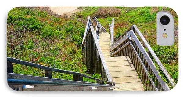 Block Island Beach - Rhode Island IPhone Case by Lourry Legarde