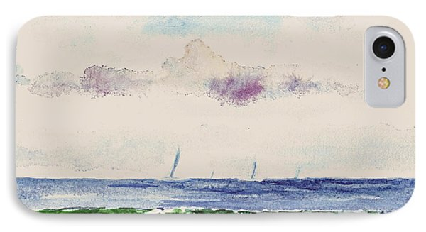 Block Island Sound IPhone Case