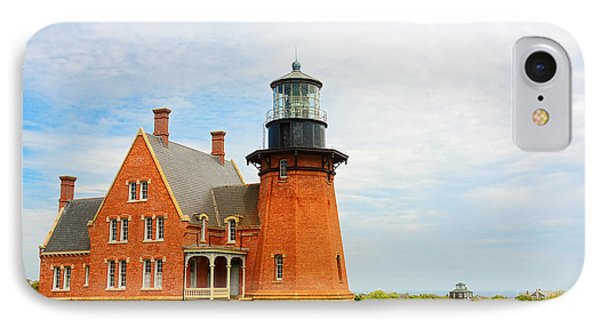 Block Island Southeast Lighthouse Artwork IPhone Case