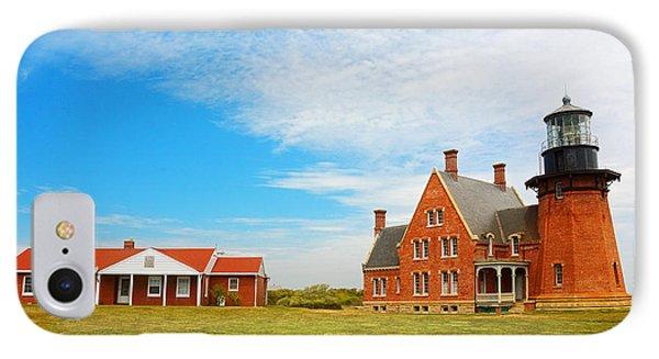 Block Island Southeast Lighthouse Rhode Island IPhone Case