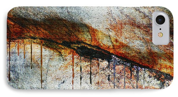 Blood From A Stone Phone Case by RC deWinter