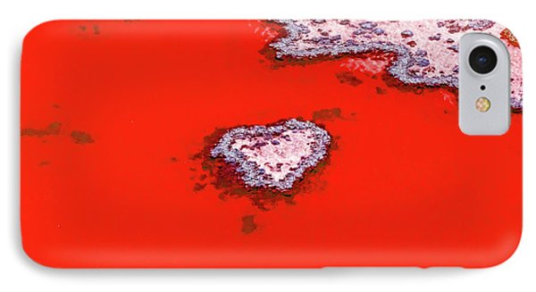 Blood Red Heart Reef IPhone Case