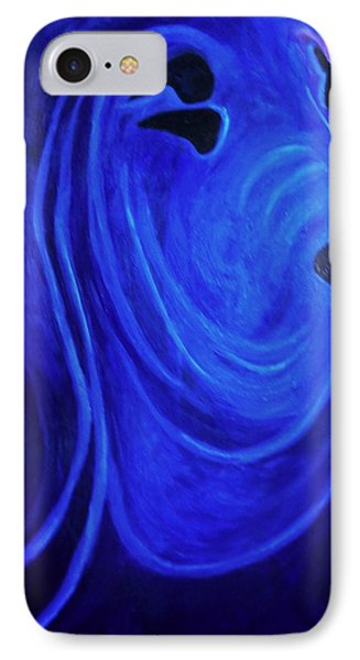 Bloodhound-  Blueblood II IPhone Case