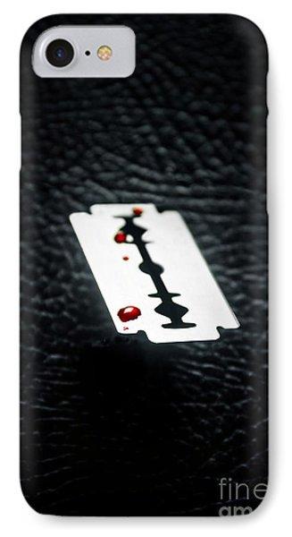 Bloody Razor IPhone Case