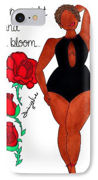 Bloom Phone Case by Diamin Nicole
