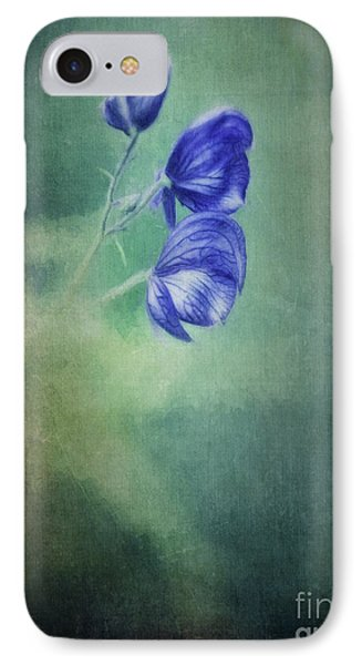 Blooming In The Dark IPhone Case