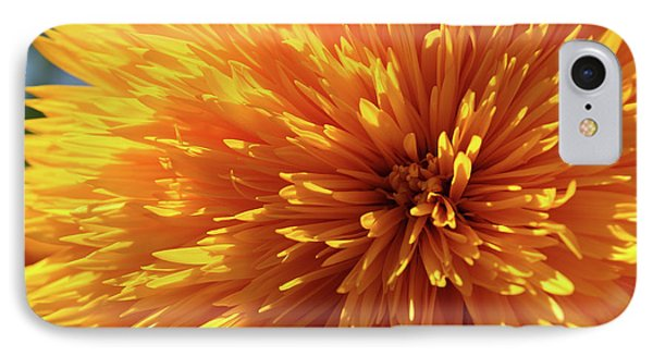 Blooming Sunshine IPhone Case by Marie Leslie
