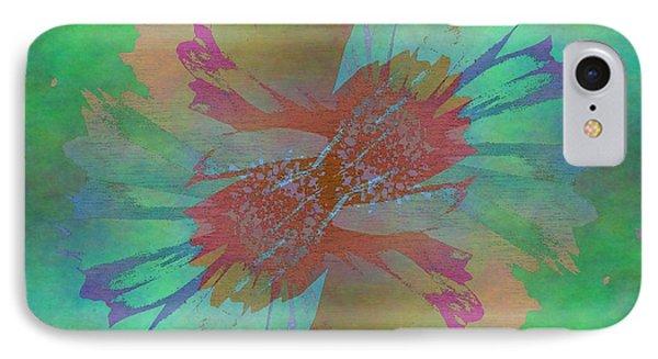Blooms In The Mist IPhone Case by Tim Allen