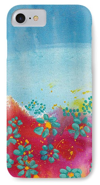 Blooms IPhone Case by Shelley Overton
