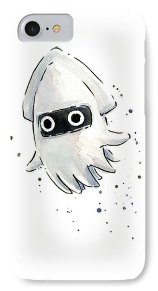 Blooper Watercolor IPhone Case