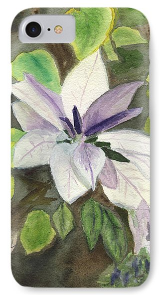 Blossom At Sundy House Phone Case by Donna Walsh