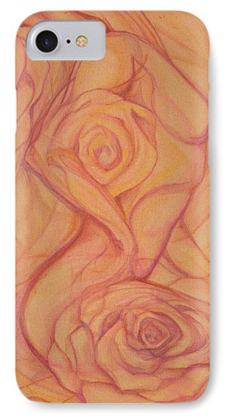 Blossom Phone Case by Caroline Czelatko