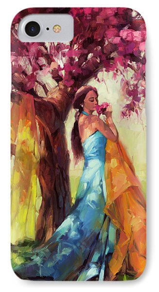 Blossom IPhone Case by Steve Henderson