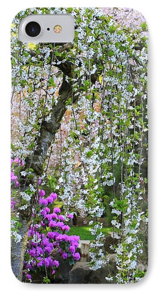 Blossoms Galore Phone Case by Carol Groenen