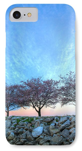 Blossoms Phone Case by JC Findley