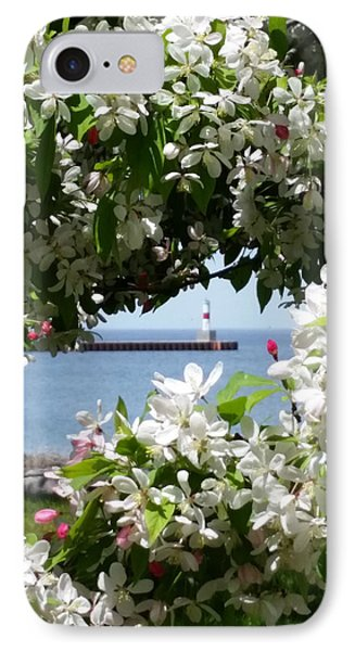 Blossoms IPhone Case by Wendy Shoults