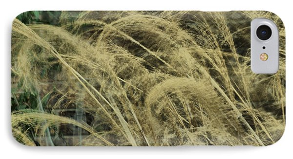 Blowing In The Wind IPhone Case by Rick Friedle