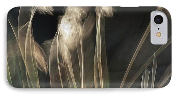 IPhone Case featuring the photograph Blowing In The Wind by Roger Mullenhour