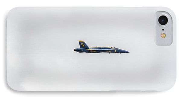 Blue Angels 3 IPhone Case by Pelo Blanco Photo