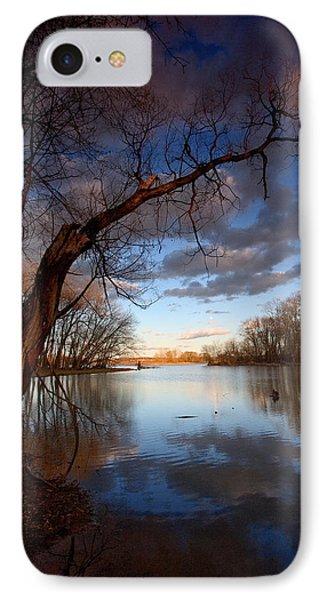 Blue Bayou IPhone Case by Neil Shapiro