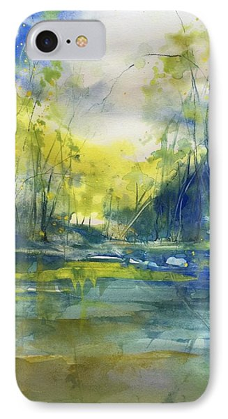 Blue Bayou IPhone Case by Robin Miller-Bookhout