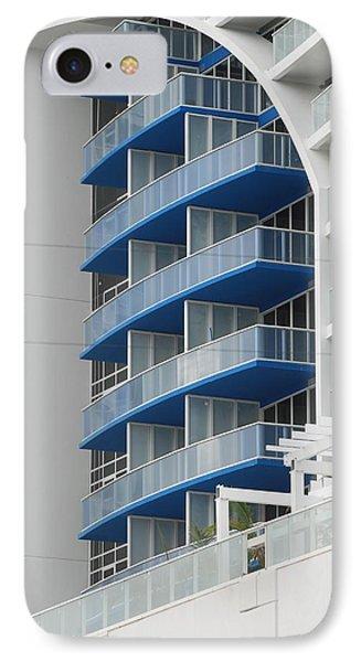 Blue Bayu Phone Case by Rob Hans