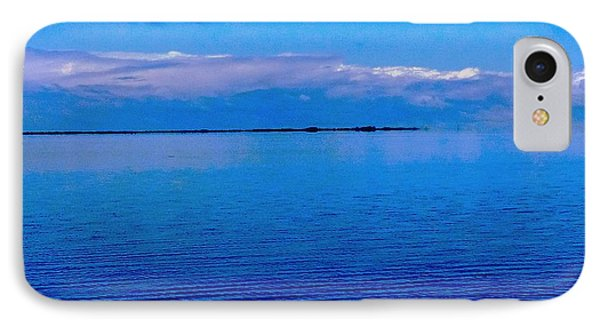 Blue Blue Sea IPhone Case by Vicky Tarcau