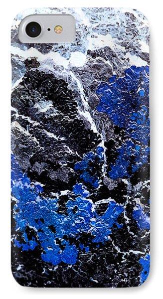 Blue Cliff IPhone Case