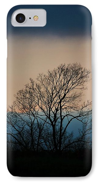 IPhone Case featuring the photograph Blue Dusk by Chris Berry