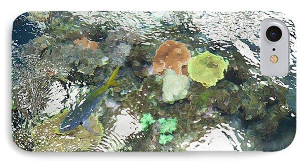 IPhone Case featuring the photograph Blue Fish by Carol Lynn Coronios