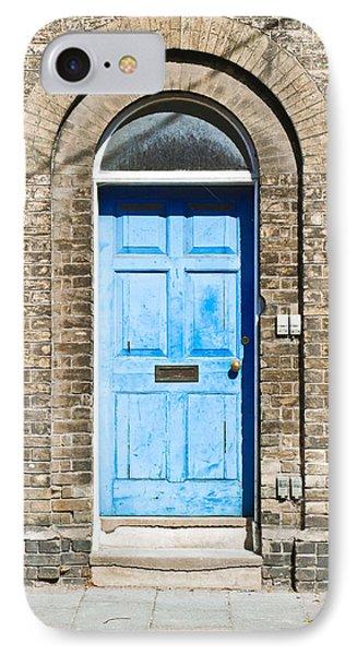 Blue Front Door IPhone Case