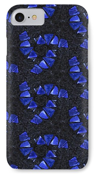 Blue Glass  IPhone Case