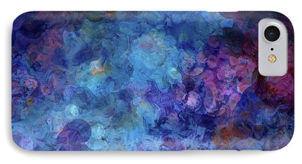 Blue Grotto Painting  IPhone Case